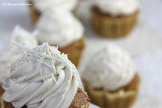 White Chocolate Mocha Cupcakes