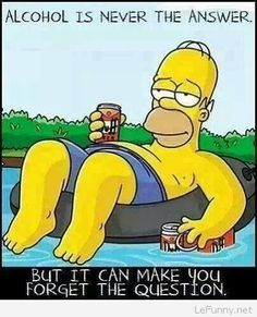 Funny alcohol cartoon picture with saying | Funny Pictures | Funny Quotes | Funny Jokes – Photos, Images, Pics