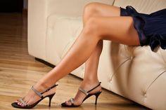 Мода на бритые женские ноги