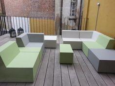 Sixinch Trinity sofa