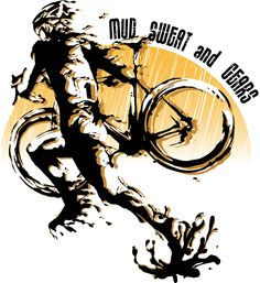 Maybe. It looks fun! BMX & bootcamp all rolled into one + lots of mud!!