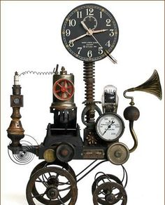 Unique clocks | ... become obsessed with fun and unique clocks check some of these out