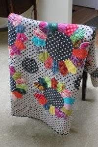love this quilt! LOVE!