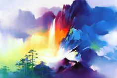 Pool of Light by Hong Leung