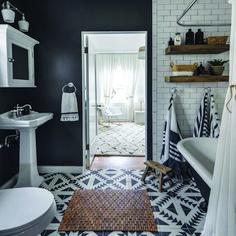 Nice shiplap bathroom renovation made easy