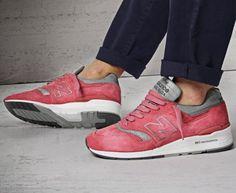 CONCEPTS × NEW BALANCE 997 ROSÉ #sneaker