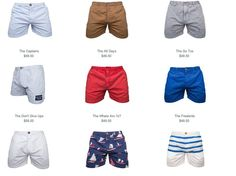 i have a friend that has these, chubbies. He like bff but.... i like them but umm thats like gay shorts for men..