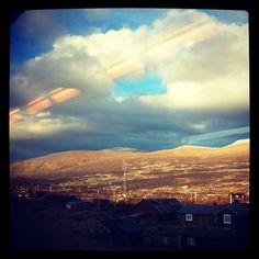 """@marita_n's photo: """"#helgevær over #dovre"""""""