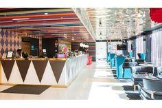 ヘルシンキの今を象徴するデザインホテル「スカンディック パッシ」。