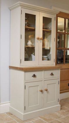 Kitchen Dresser new hampton two door kitchen dresser painted Kitchen Dresser Double