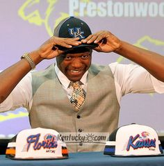 Story: 'The game's changed' for Kentucky with commitment of Julius Randle