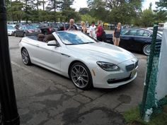 BMW 650 Convertible- 2012