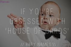 Baby names from 'Hou