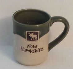 #ebay New Hampshire coffee mug by Easter Illustration Microwave Dishwasher Safe withing our EBAY store at  http://stores.ebay.com/esquirestore
