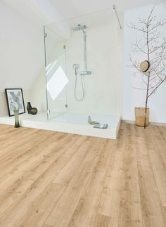 Attraktiv Feuchtraumgeeigneter Und Umweltbewusster Designboden #Bodenbeag  #designboden #design #disano #parador #vinyl #laminat #parkett #eco  #badezimmer ...