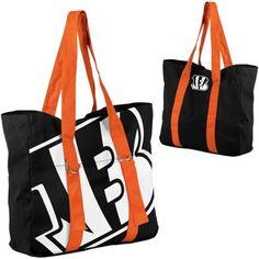 Cincinnati #Bengals Ladies Big Logo Tote