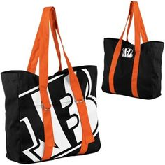 Cincinnati #Bengals Ladies Big Logo Tote