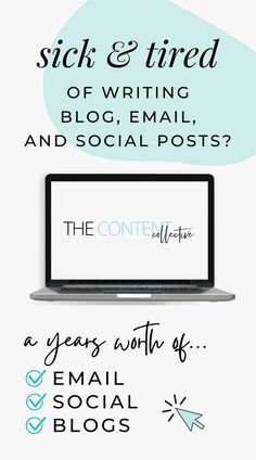 E-mail Marketing, Content Marketing, Social Media Marketing, Affiliate Marketing, Blog Writing, Writing Tips, Email Templates, Social Media Content, Blogging For Beginners