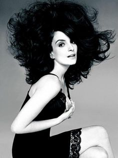 Tina Fey: Because you can be smart and funny and beautiful, but the beautiful is less important.
