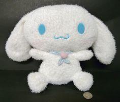 "Cinnamoroll Plush 11"" Cinnamon Roll Sanrio 2004 Hello Kitty !!! RARE | eBay"