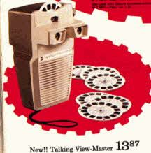 the Talking View Master
