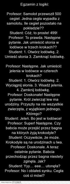 Stylowa kolekcja inspiracji z kategorii Humor Cool Words, Wise Words, Polish Memes, Funny Mems, The Sims4, Disney Memes, Wtf Funny, Man Humor, Best Memes