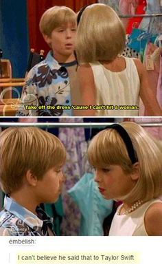 Haha Zack and Cody was life Really Funny, Funny Cute, The Funny, Hilarious, Zack Et Cody, Zack And Cody Funny, Sprouse Bros, Dylan Sprouse, Der Computer