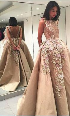 Flower Dresses,Backless Prom Dresses,Princess Prom Dresses,Long Prom Dresses,Evening Dresses,Cute Dresses,Sweet 16 Dresses,Pretty Prom Dress,Prom Dresses For Teens,Party Dresses
