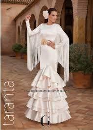 vestido de flamenco como novia - Google 検索