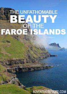 My time in the Faroe Islands was absolutely enchanting.  These are some of the most beautiful islands I HAVE EVER SEEN.  That's not something to say casually!  I mean it.