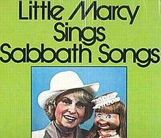 Little Marcy Sings Sabbath Songs...Satan's plan is working perfectly!