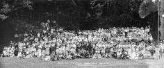 Shelly Bros. 4X Picnic Bowen Island July 16th 1919 - City of Vancouver Archives