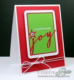 Kreative Kristie: Merry Monday #136