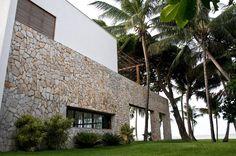 Casas tropicales de Renato Teles Arquitetura