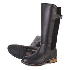 Knee-High water resistant Leather Boot