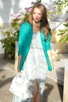 Gal Meets Glam: Turquoise Mix