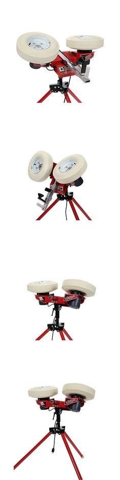 Training Aids 159119: First Pitch Quarterback College Football Practice Passing Pitching Machine BUY IT NOW ONLY: $1759.0