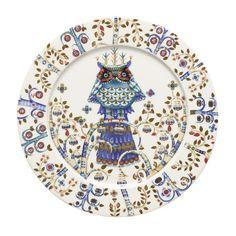 Iittala - Taika Dinner Plate - White
