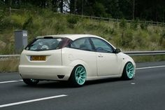 Modified Ford Focus