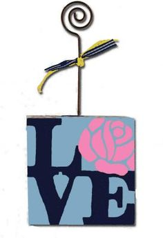 paint this photo holder with stencils and supplies from diygreek.com. Check out this great website for lots of sorority craft ideas and supplies.