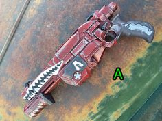 Borderlands Nerf mod by GreenerArmoury on Etsy https://www.etsy.com/listing/213123657/borderlands-nerf-mod