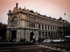 Banco de España | Foto: MARIE LAMPE-Madrid&Co.