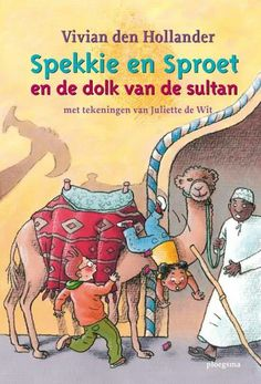 Vivian den Hollander - Spekkie en Sproet en de dolk van de sultan, blz 88 (25 februari 2016)