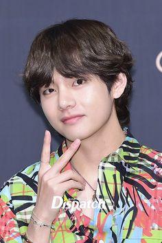 #V // 180524 BTS Billboard Press Conference