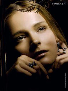 Pomellato Ad Campaign 2008 Shot #2 Jewelry Ads, Pomellato, Campaign, Advertising, Fashion, Moda, Fashion Styles, Fashion Illustrations