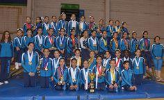 """Honduras: Club Tigrillas, sinónimo de campeonas El club de Gimnasia Tigrillas y padres de familia hicieron la presentación ante los medios de comunicación de las 44 niñas que pusieron en alto el nombre de Honduras en la Copa Panamá Classic """"Isabella Amado"""", en la que conquistaron 27 medallas de oro, 32 de plata y 24 de bronce. http://www.latribuna.hn/2016/10/06/club-tigrillas-sinonimo-campeonas/"""