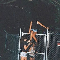 Sneak out at midnight and go dancing with my best friend Best Friend Goals, My Best Friend, Best Friends, Best Friend Pictures, Friend Photos, Summer Aesthetic, Night Aesthetic, Party Fotos, Young Wild Free