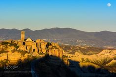 Popular on 500px : Civita di Bagnoregio by giuseppe_aliano