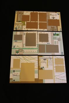 Oh Deer! 6 Page Celebrations  Six pages using Oh Deer! Papers, Brave Enamels, Lots of Ribbons and Shimmer Trim. Stamp sets include Joy To You & Me, Perfectly Pine and Way To Go.  $26 or $21 for clubbers