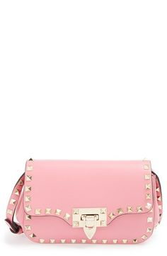 Valentino 'Mini Rockstud' Crossbody Bag available at #Nordstrom ♡ed by LadyXeona.com
